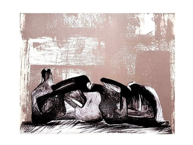 Henry Moore, 'Henry Moore - Original Lithograph', 1977, Galerie Philia