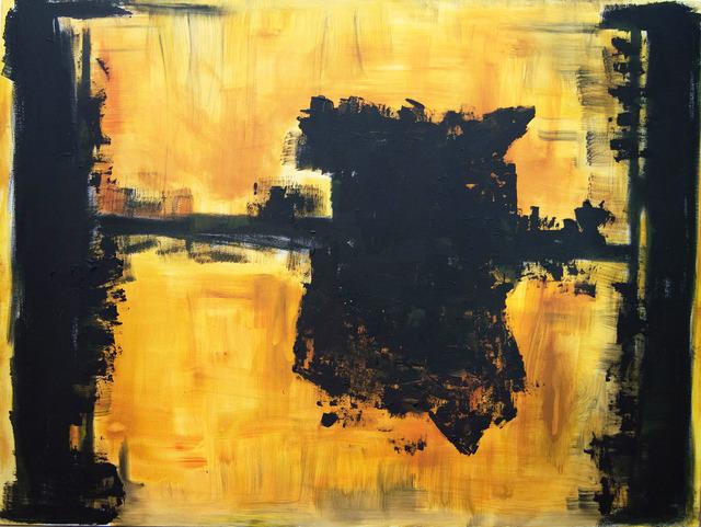 , 'Untitled (Yellow, Horizontal),' 2015, Artig Gallery