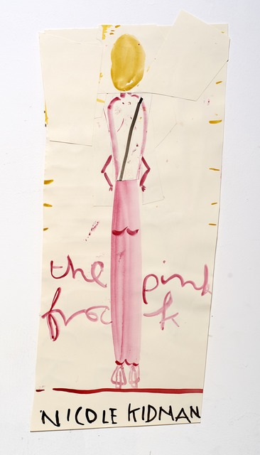 , 'The Pink Frock (NK),' 2014, CHOI&LAGER