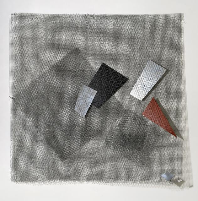 , 'Trama,' 2007, Galeria Raquel Arnaud