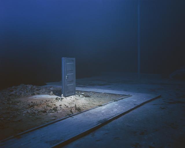 , 'The Door,' 2014, Leo Xu Projects