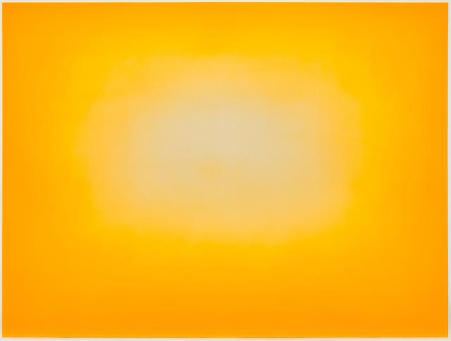 Anish Kapoor, 'Yellow Rising', 2018, Paragon