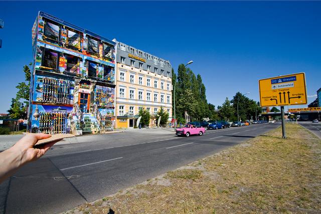 Azya Reznikov, 'Relocating Home, Berlin #2', 2009, Nancy Hoffman Gallery