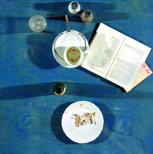 , 'Auktion Restaurant Spoerri: Tableau Piège 2. August `72,' 1972, LEVY Galerie