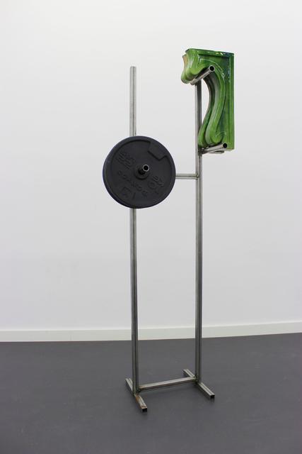 , 'Expositor 3,' 2016, García Galeria