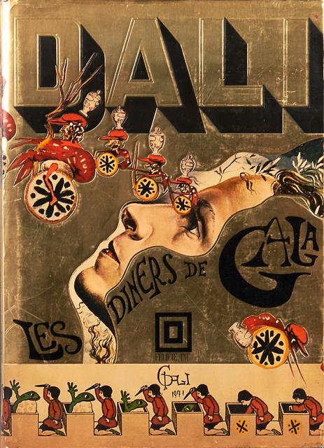 Salvador Dalí, 'Les Diners de Gala', 1973, Rago/Wright