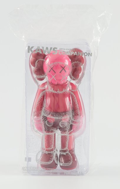 KAWS, 'Companion (Blush)', 2016, Heritage Auctions