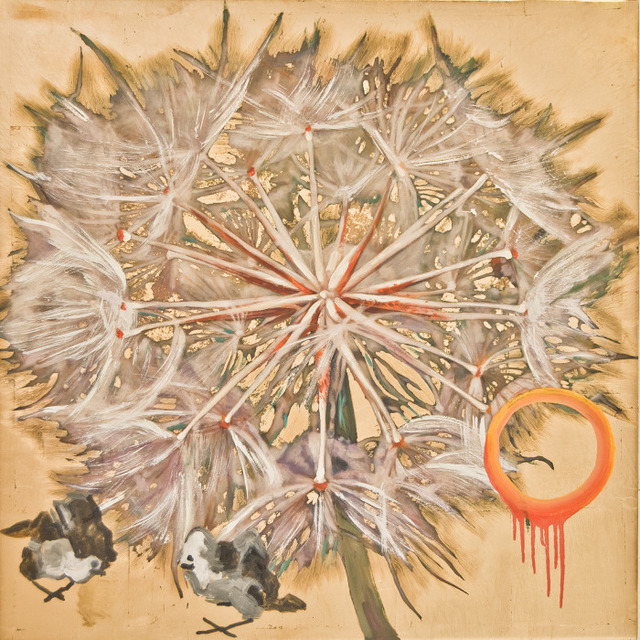 , 'Dandelion with Chicks II,' , Gail Severn Gallery