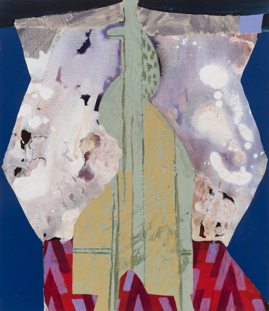 , 'Castle Walk,' 2016, Asya Geisberg Gallery