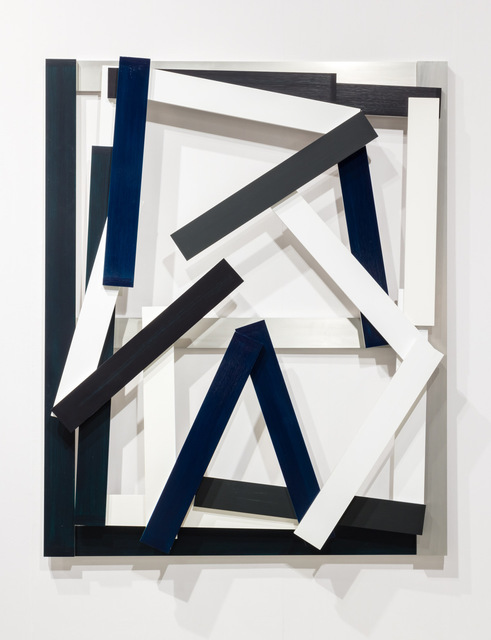 , 'Cut-Up 18,' 2012, Setareh Gallery