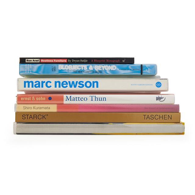 'Late 20th Century Design Books', Rago/Wright