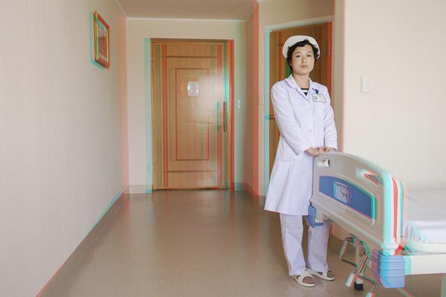 , '  #106. KIM UN JONG, 29, Nurse, Pyongyang Maternity Hospital Oncology Centre,' 2014, Pékin Fine Arts