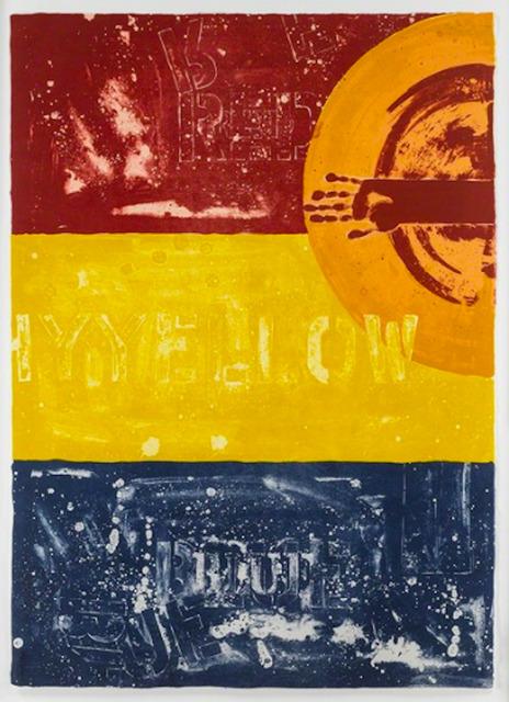 Jasper Johns, 'Periscope I', 1979, Cynthia Drennon Fine Arts