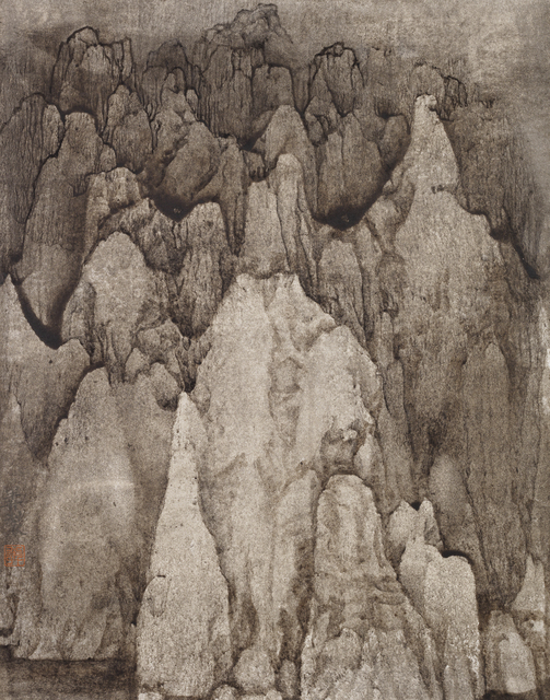 , 'Mind Landscape Series No. 9  胸中丘壑系列9號,' 2016, Rasti Chinese Art