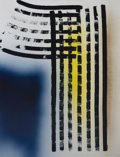 Hans Hartung, 'T1974-H2', 1974, HELENE BAILLY GALLERY