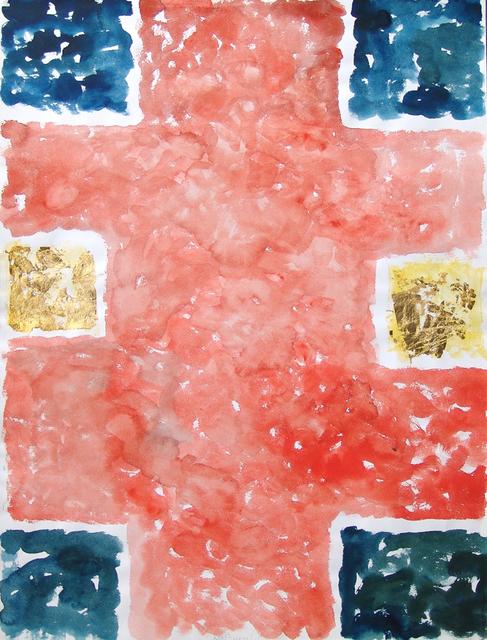 , 'Sans titre, Drapeau inconnu,' 1964, Winchester Galleries