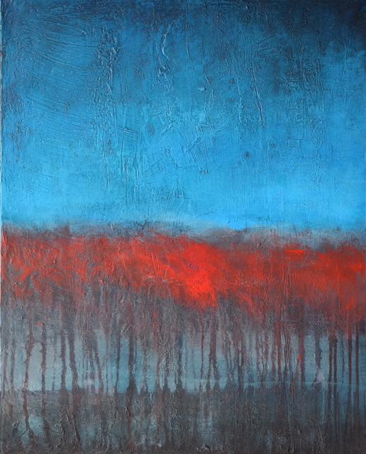 , 'Autumn Blaze, France,' 2017, Little Buckland Gallery