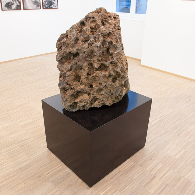 , 'Stone II #1 (de la série Stone Collection),' 2018, Nosbaum & Reding