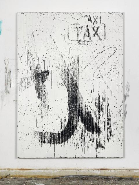 """, '""""Niemand schaut mir nach... (Harald Juhnke: Straßen von Berlin),' 2013, Almine Rech Gallery"""