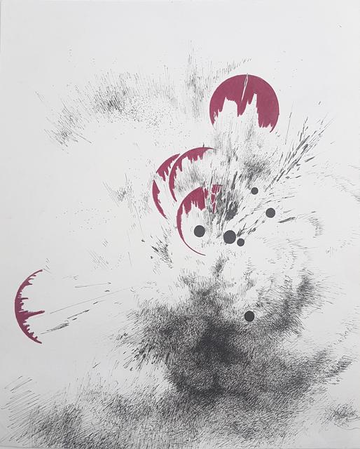 , 'Suicide d'un Magnolia,' 2017, Galerie Maria Lund