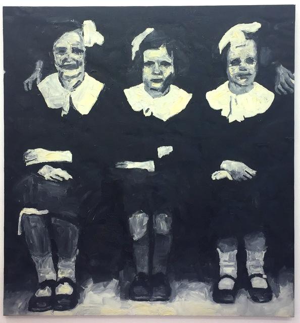 , 'School Girls,' 1999, Galerie Klüser