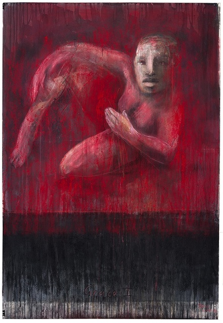, 'Grace I,' 2015, CIRCA Gallery London