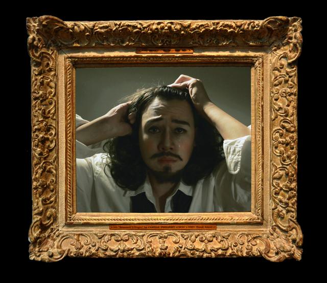 , 'Self Portrait,' 2014, Opera Gallery