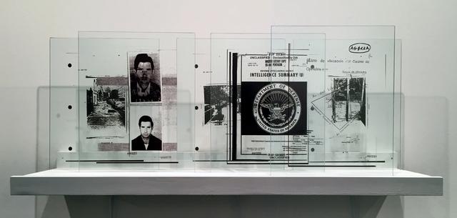 , 'De la Serie Leer el Tiempo,' 2015, Isabel Aninat