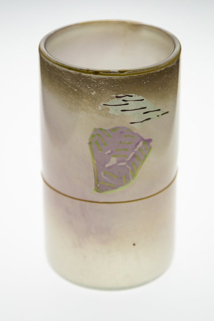 Dale Chihuly, 'Rare 1979 Signed Blanket Series Glass Cylinder - Offers Considered', 1979, Modern Artifact