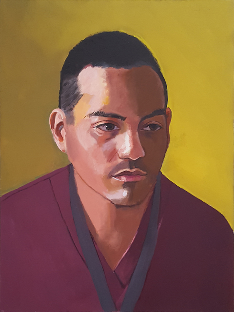 , 'Dr. Barrales,' 2018, Craig Krull Gallery