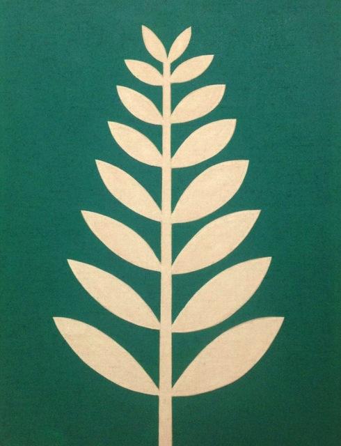, 'Plant,' 2017, Maisterravalbuena