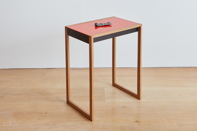 , 'Payne's Grey (Albers Table),' 2016, Ben Brown Fine Arts