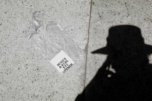 """, 'Self- Portrait, """"Eye Opener"""",' n.d, KP Projects"""