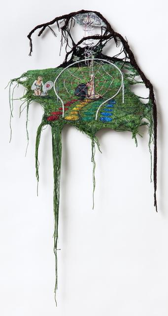 Sophia Narrett, 'Ask Again', 2018, Asya Geisberg Gallery