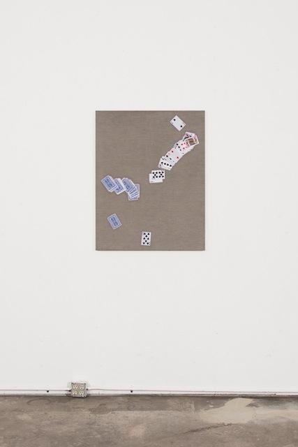 , 'Composition #18,' 2016, galerie frank elbaz