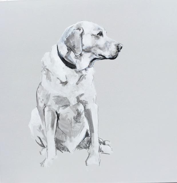 , 'Labrador Retriever,' 2015, Dog & Horse Fine Art