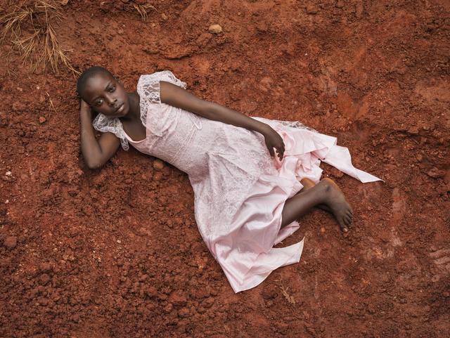 , 'Portrait #12, Rwanda,' 2015, Pékin Fine Arts