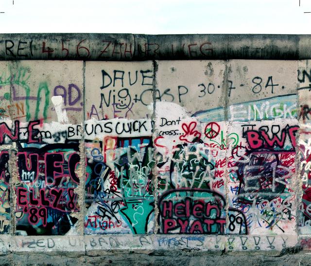 Michel Hosszu, 'MUR DE BERLIN – 11', 1990, Poulpik Gallery