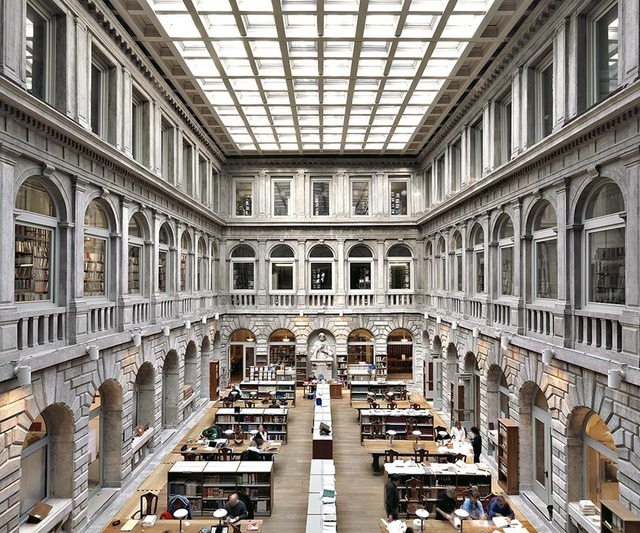 , 'Biblioteca Nacionale Marciana I, Venice, Italy | World Libraries,' 2018, CHROMA GALLERY