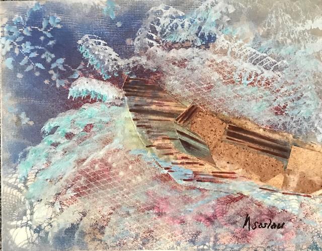 , 'Breaking Through II,' , Cerulean Arts