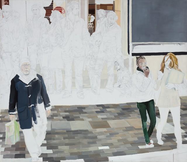 Kim Corbisier, 'En Rue (On the Road)', 2009, Inda Gallery