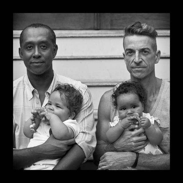 , 'Genilson & Mark with Twins,' , Soho Photo Gallery