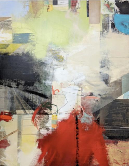 , 'In Transit,' 2018, Galerie d'Orsay