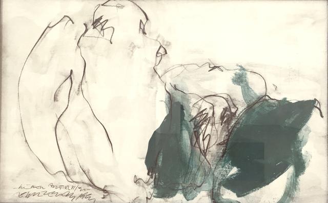 , 'akt III und IV,' 1991, Artdepot