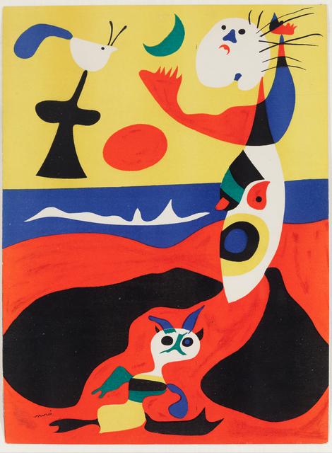, 'L'Ete,' 1934, ACA Galleries