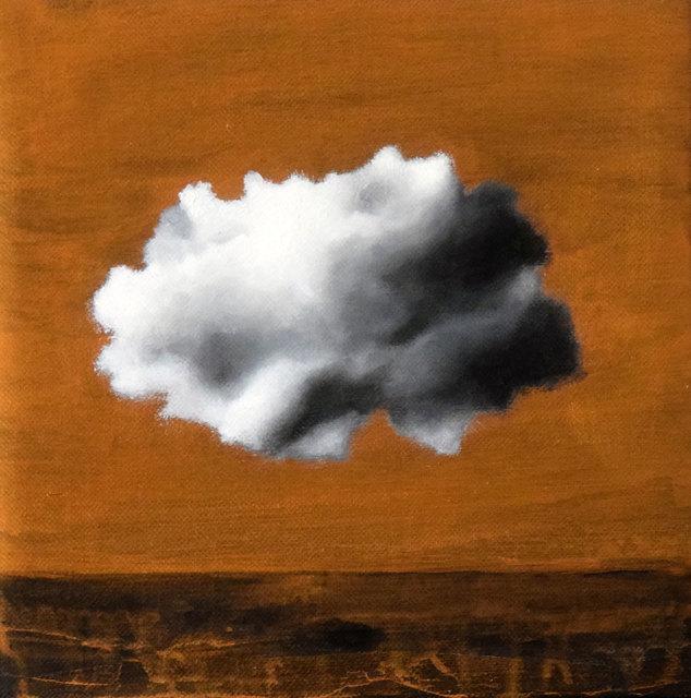 , 'Clouds XXI,' 2018, Galleria Punto Sull'Arte
