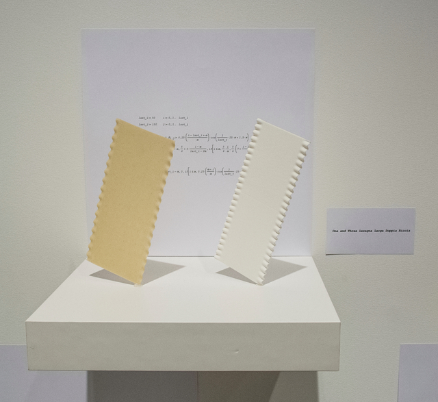 , 'One and Three Pasta   ,' 2012, Postmasters Gallery