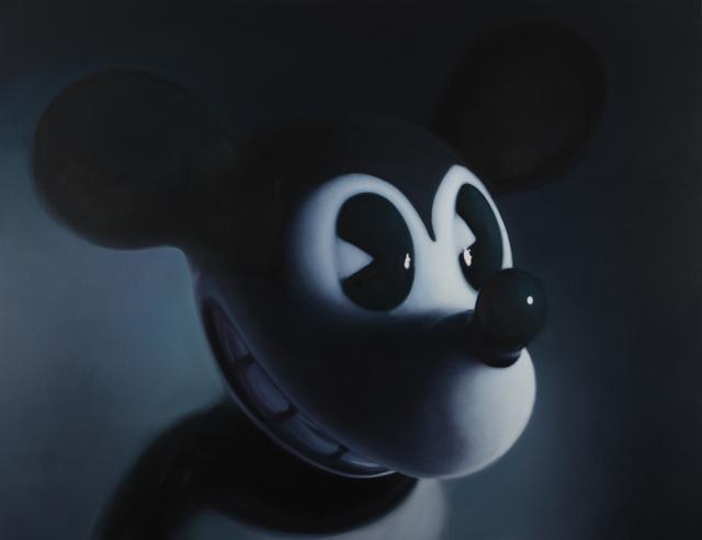 Gottfried Helnwein, 'Dark Mouse', 2010-2016, Coleccion SOLO