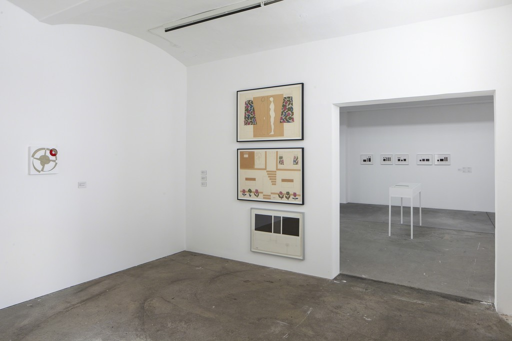 Photo: Timo Ohler. Works courtesy of: Estate Channa Horwitz and François Ghebaly Gallery, Los Angeles; Estate Channa Horwitz and Air de Paris, Paris.
