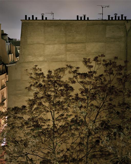 """, '""""Sur Paris"""" #106,' 2012, Galerie Thierry Bigaignon"""